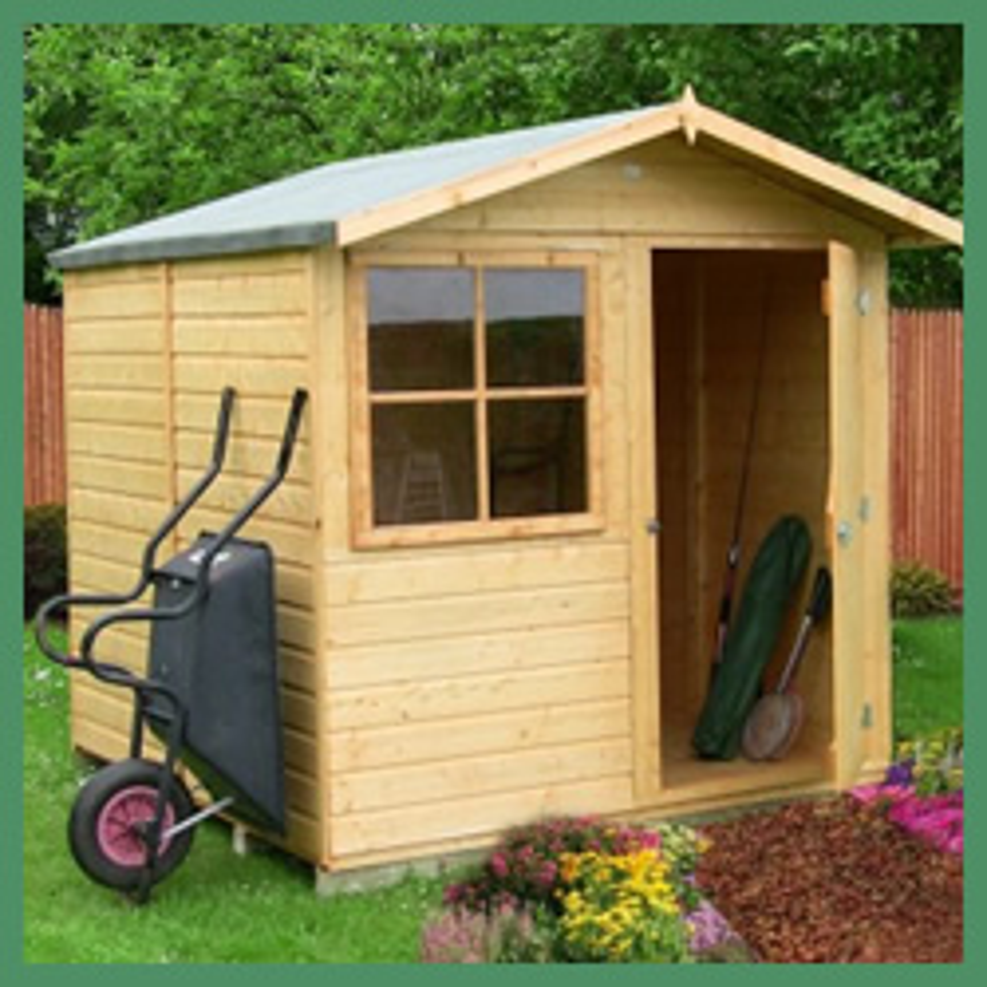 garden shed 3