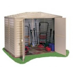 PVC Sheds Blackburn